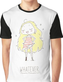 Whatever Graphic T-Shirt