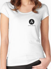ansible Women's Fitted Scoop T-Shirt