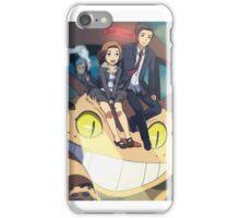 Xfiles - Ghibli (cat bus) iPhone Case/Skin