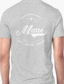 Ohana - Marre - Wit Unisex T-Shirt