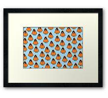 Dorito Keith Framed Print