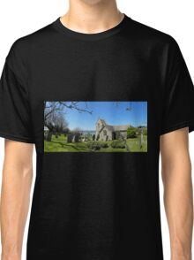 ROCK CHURCH CORNWALL ENGLAND Classic T-Shirt
