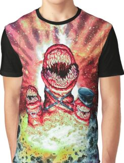 Fire In The Wormhole. Graphic T-Shirt