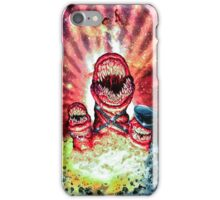 Fire In The Wormhole. iPhone Case/Skin