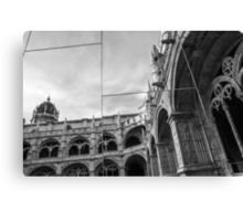 Jeronimos Monastery Canvas Print