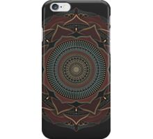Mandala Var 2 iPhone Case/Skin