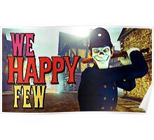 We Happy Few? Poster