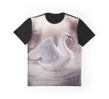 Swan Lake Graphic T-Shirt