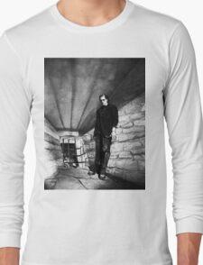 Frankenstein Jr  Long Sleeve T-Shirt