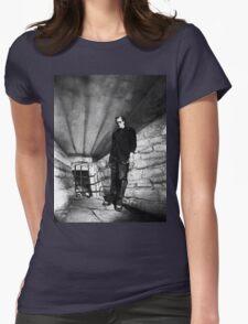 Frankenstein Jr  Womens Fitted T-Shirt