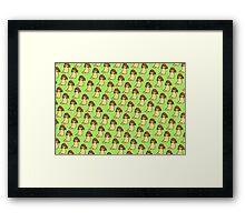 Pidge Pringle Framed Print