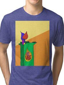 The Heat Cigarettes  Tri-blend T-Shirt