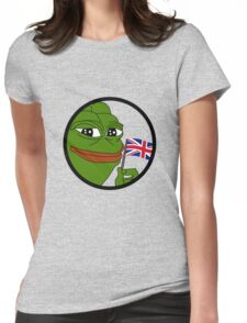 Her Majesty the Meme Womens Fitted T-Shirt