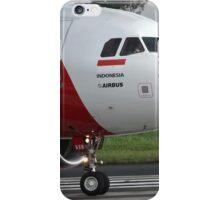 Air Asia airplane iPhone Case/Skin