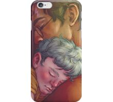 Harry and Teddy iPhone Case/Skin