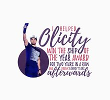 Olicity MTV's SOTY 4 Women's Fitted Scoop T-Shirt