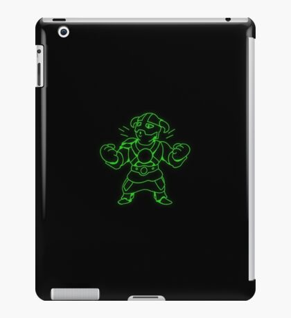 The One (digital) iPad Case/Skin