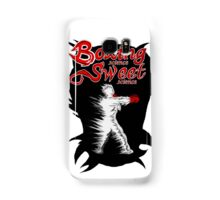 Boxing Sweet science Samsung Galaxy Case/Skin