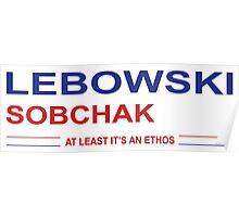 Lebowski Sobchak 2016 Poster