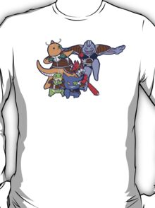 Pokemon Ginyu Force! T-Shirt