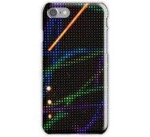 virtural lines iPhone Case/Skin