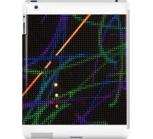 virtural lines iPad Case/Skin
