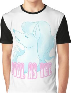 Cool as Ice Type Graphic T-Shirt
