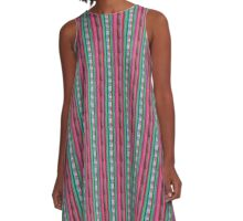 Colours of Peru A-Line Dress
