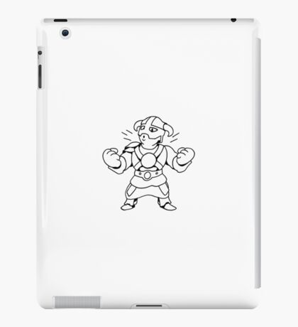 The One iPad Case/Skin
