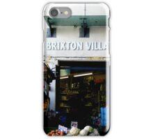 Brixton Village Entrance iPhone Case/Skin