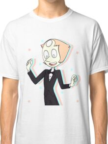 Pearl Steven Universe Mr. Greg with Stars Classic T-Shirt