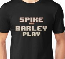 Spike & Barley Play logo Unisex T-Shirt