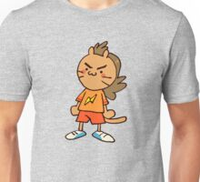 Mullet cat Color Unisex T-Shirt