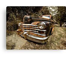 1948 Cadillac Limo Canvas Print