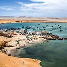 Paracas stop by Chris  Staring
