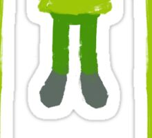 dingle - katamari Sticker