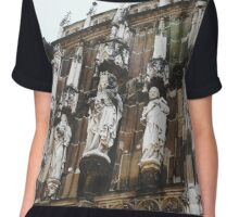 Aachen Cathedral I Chiffon Top