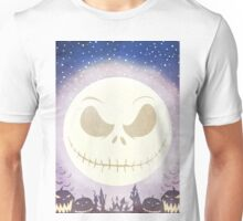 Scary Town Unisex T-Shirt