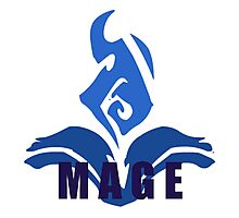 League of Legends - Mage Photographic Print