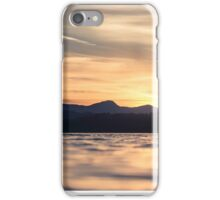 Third Beach Sunset, Vancouver, BC, Canada iPhone Case/Skin
