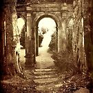 The Archway (Aged) by Steve Crompton