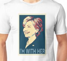 I'M WITH HER Unisex T-Shirt