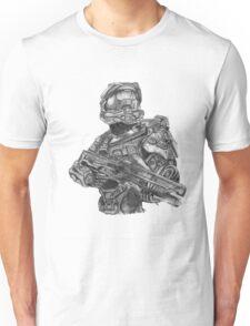Halo - Master Chief  Unisex T-Shirt