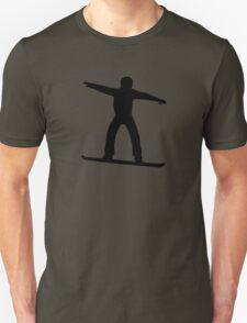 Snowboarding sports T-Shirt