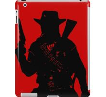 Cowboy Silhouette iPad Case/Skin