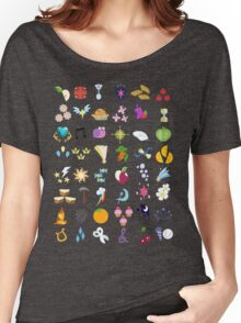 Cutie Marks Women's Relaxed Fit T-Shirt