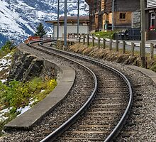 Swiss Railway by MichaelJP