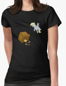 Muffin Trap Womens Fitted T-Shirt