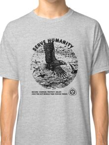 Serve Humanity (SCP) Classic T-Shirt