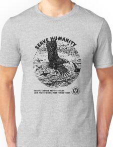 Serve Humanity (SCP) Unisex T-Shirt